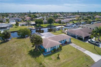 Cape Coral Single Family Home For Sale: 4911 Santa Monica Court
