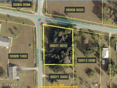 Fort Myers Residential Lots & Land For Sale: 4461 Staley Rd