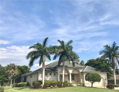 Fort Myers Single Family Home For Sale: 16848 Fox Den