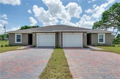 Cape Coral Multi Family Home For Sale: 1406 SW Trafalgar Pky