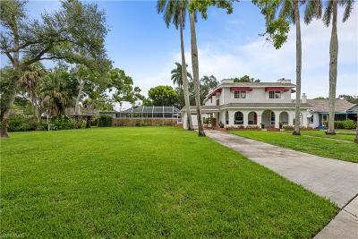 Single Family Home For Sale: 1555 Alcazar Ave