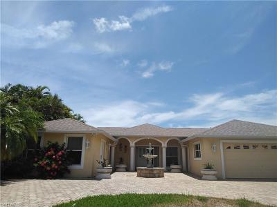 Cape Coral FL Single Family Home For Sale: $579,000