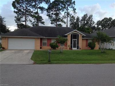 Port Charlotte Single Family Home For Sale: 23331 Garrison Ave