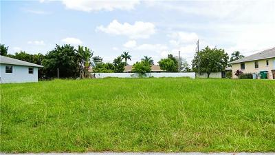 Cape Coral Residential Lots & Land For Sale: 213 SW 32nd Ter
