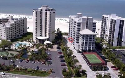 Fort Myers Beach Condo/Townhouse For Sale: 6620 Estero Blvd #303