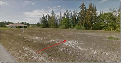 Cape Coral Residential Lots & Land For Sale: 1423 NW 24 Trce
