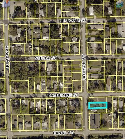 Fort Myers Residential Lots & Land For Sale: 2753 Jackson St