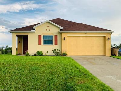 Cape Coral Single Family Home For Sale: 2304 NW 14th Ter