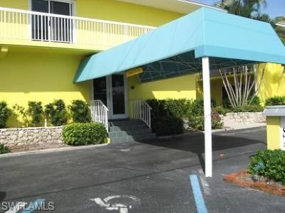 Fort Myers Beach Condo/Townhouse For Sale: 5530 Estero Blvd SW #155