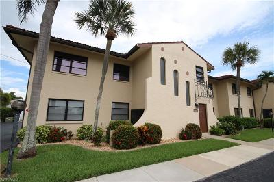Cape Coral Condo/Townhouse For Sale: 4705 Santa Barbara Blvd #3