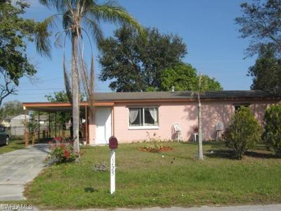 Lehigh Acres Single Family Home For Sale: 1125 Cherokee Ave
