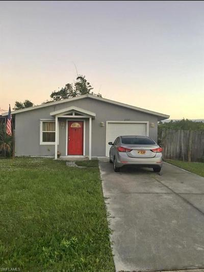 Punta Gorda Single Family Home For Sale: 27182 Townsend Ter