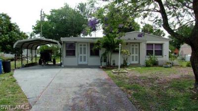 Lee County Single Family Home For Sale: 120 Apache St