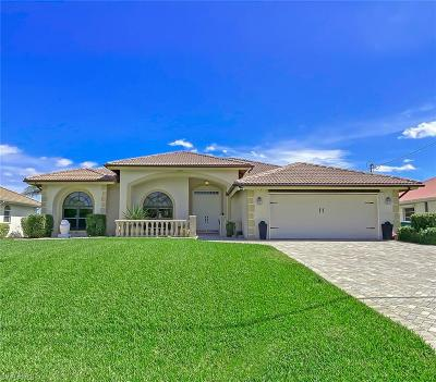 Cape Coral Single Family Home For Sale: 4607 SW 25th Pl