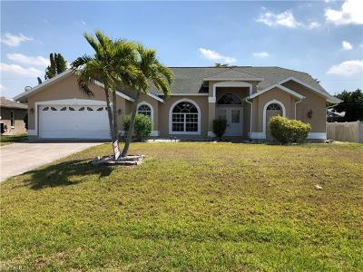Cape Coral Single Family Home For Sale: 1148 SW 44th Ter