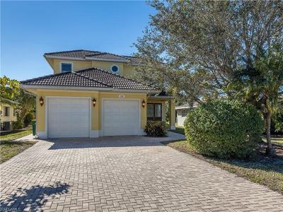 Naples Single Family Home Pending With Contingencies: 578 106th Ave N