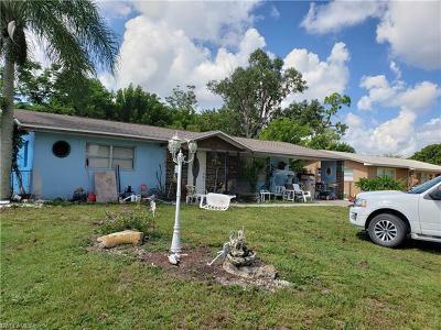 Lehigh Acres Single Family Home For Sale: 915 Hudson Ave