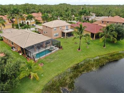 Fort Myers Single Family Home For Sale: 9171 River Otter Dr