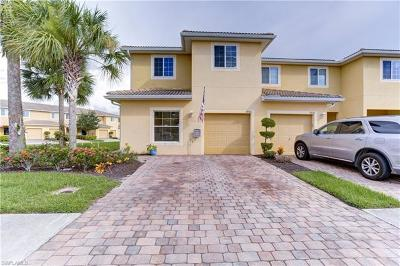 Fort Myers Condo/Townhouse For Sale: 3826 Clearbrook Ln