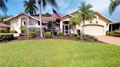 Estero Single Family Home For Sale: 22190 Fairmount Ct