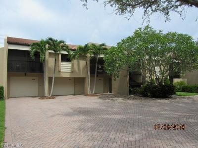 Fort Myers Condo/Townhouse For Sale: 4990 Marlinspike Ct #202