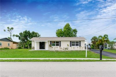North Fort Myers Single Family Home For Sale: 917 Iris Drive