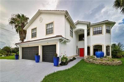 Cape Coral Single Family Home For Sale: 3914 Kismet Pky W