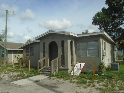 Fort Myers Multi Family Home For Sale: 2022 Waltman St
