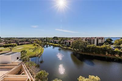 Fort Myers Condo/Townhouse For Sale: 5260 S Landings Dr #604