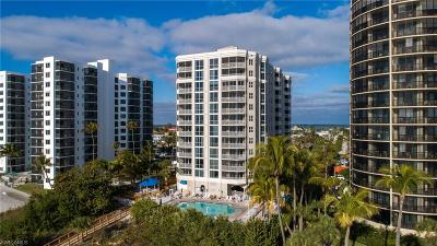 Fort Myers Beach Condo/Townhouse For Sale: 6620 Estero Blvd #706