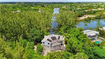 Captiva, Sanibel Single Family Home For Sale: 1740 Middle Gulf Dr