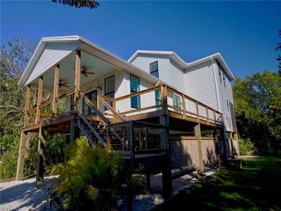 Sanibel, Captiva Single Family Home For Sale: 2441 Shop Road
