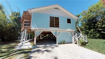 Sanibel Single Family Home For Sale: 9195 Dimmick Dr