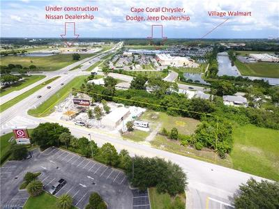 Cape Coral Commercial Lots & Land For Sale: 1930 NE Pine Island Rd
