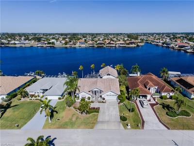 Cape Coral Single Family Home For Sale: 1109 SW 44th St