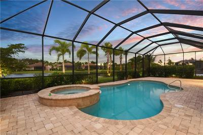 Fort Myers Single Family Home For Sale: 12883 Chadsford Cir