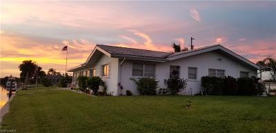 North Fort Myers Single Family Home Pending With Contingencies: 4353 S Gulf Cir