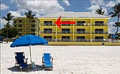 Fort Myers Beach Condo/Townhouse For Sale: 5530 Estero Blvd #370