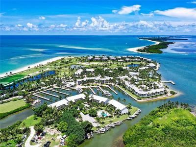 Sanibel, Captiva Condo/Townhouse For Sale: 606 Marina Villas
