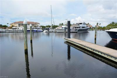 Boat Slip For Sale: 50 Ft. Boat Slip At Gulf Harbour D-22
