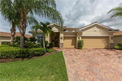 Fort Myers Single Family Home For Sale: 12736 Gladstone Way