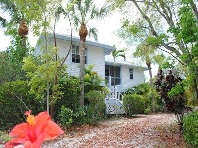 Sanibel Single Family Home For Sale: 1536 Bunting Lane