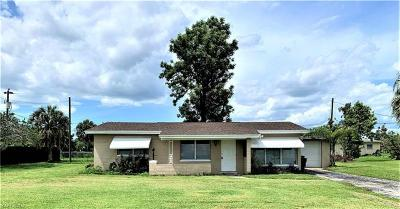 Lehigh Acres Single Family Home For Sale: 301 E Penn Rd