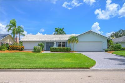 Fort Myers Single Family Home For Sale: 1383 Sautern Dr