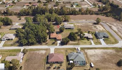 Cape Coral Single Family Home For Sale: 3445 NE 8th Pl