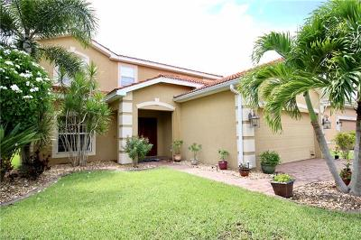 Cape Coral Single Family Home For Sale: 2165 Cape Heather Circle