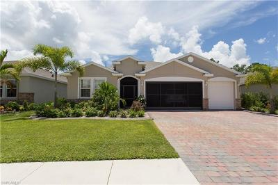 Cape Coral Single Family Home For Sale: 3117 Amadora Cir