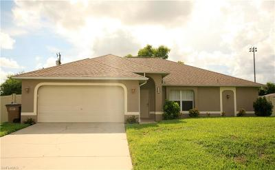 Cape Coral Rental For Rent: 3428 SW 17th Pl