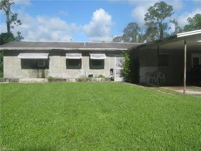 Lehigh Acres Single Family Home For Sale: 109 Truman Ave