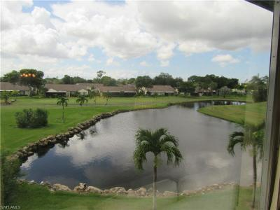 Fort Myers Condo/Townhouse For Sale: 1700 Pine Valley Dr #321